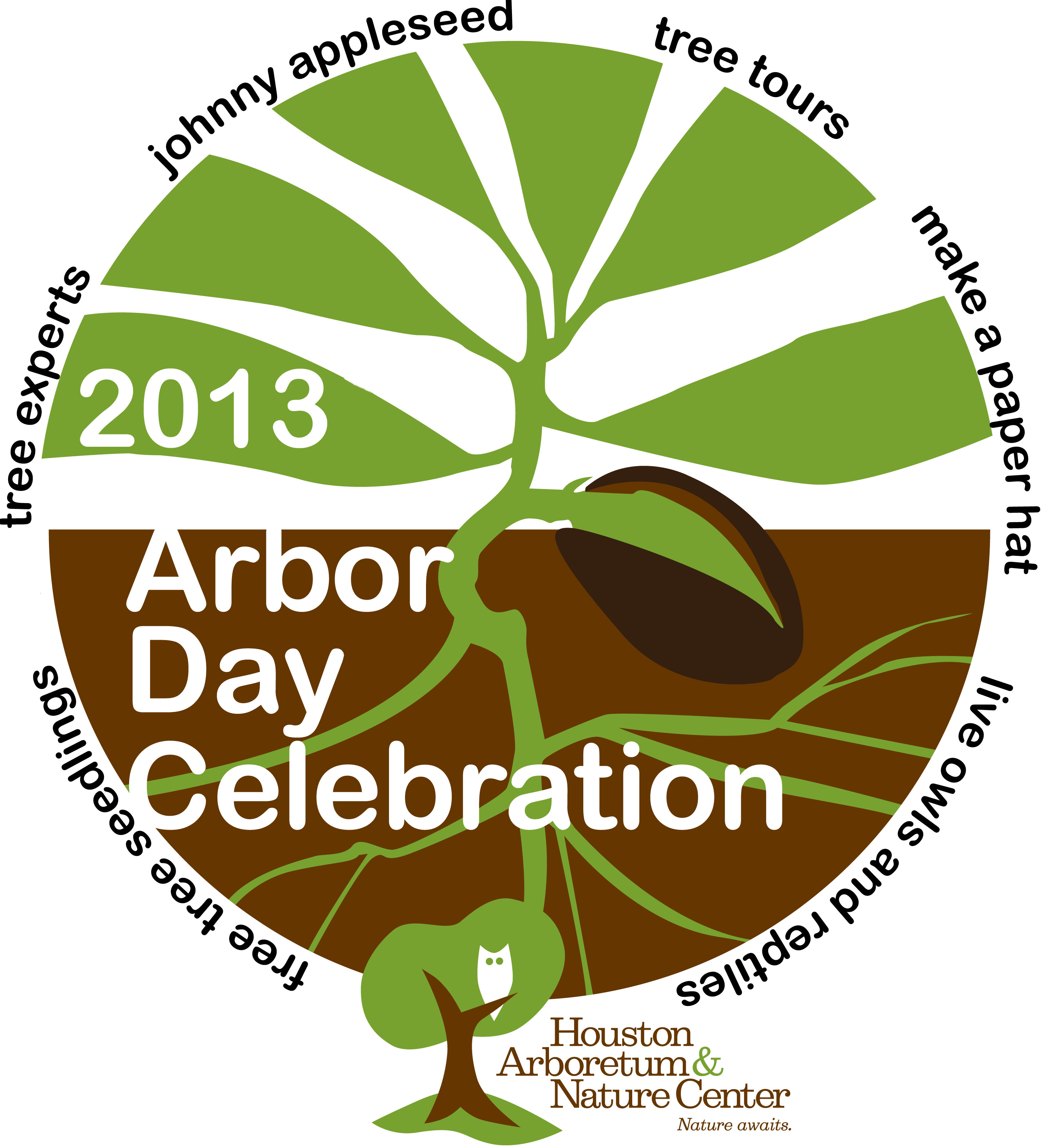 Arbor Day! | Houston Arboretum & Nature Center